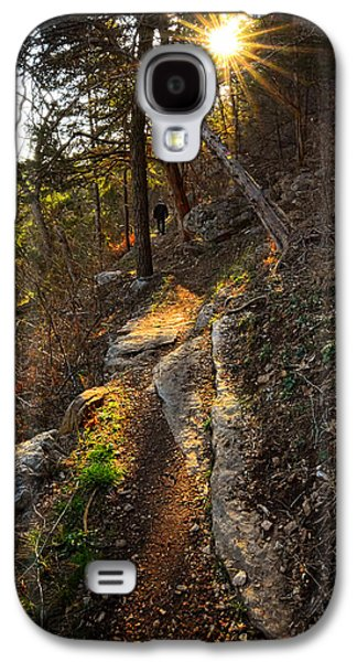 At Peace With Yourself - Bella Vista Arkansas Galaxy S4 Case by Lourry Legarde
