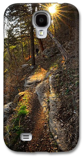 At Peace With Yourself - Bella Vista Arkansas Galaxy S4 Case