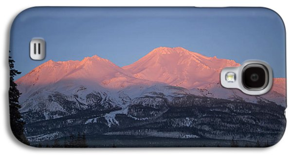 At Sunset Galaxy S4 Case by Marnie Patchett