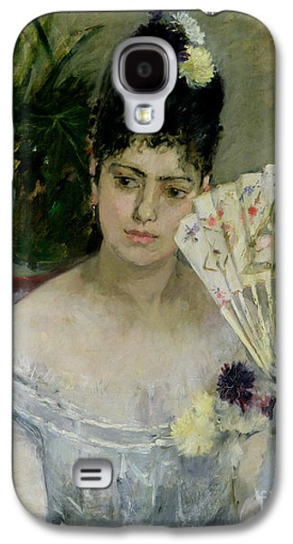 At The Ball Galaxy S4 Case by Berthe Morisot