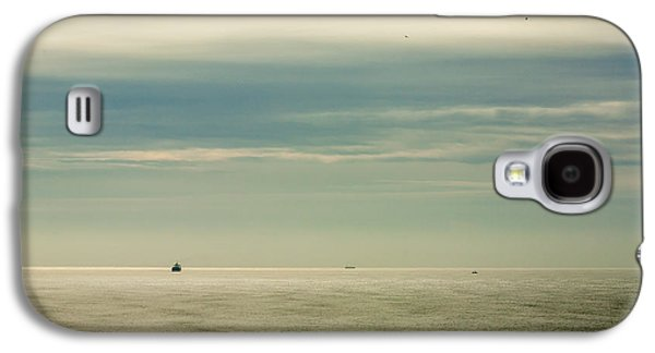 At The Mouth Of The Columbia Galaxy S4 Case by Todd Klassy