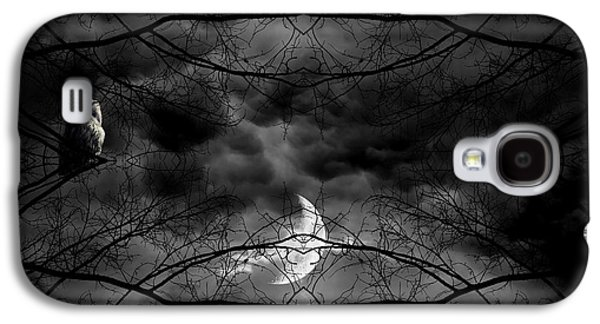Athena's Bird Galaxy S4 Case by Lourry Legarde