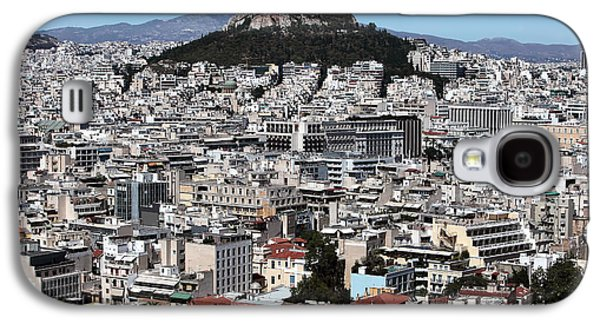 Athens City View Galaxy S4 Case