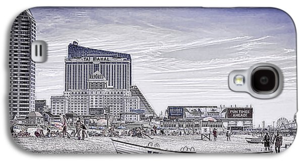 Atlantic City Galaxy S4 Case
