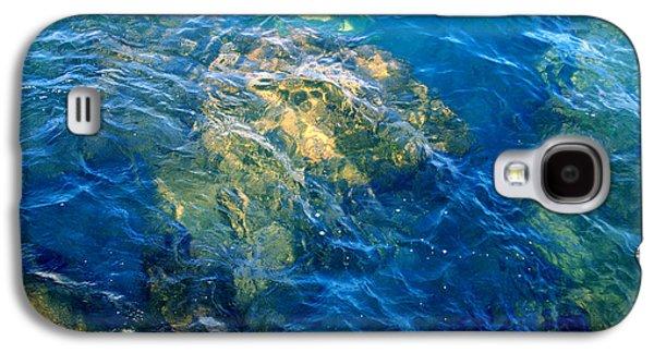 Abstract Digital Digital Galaxy S4 Cases - Atlantis Galaxy S4 Case by Jamie Lynn