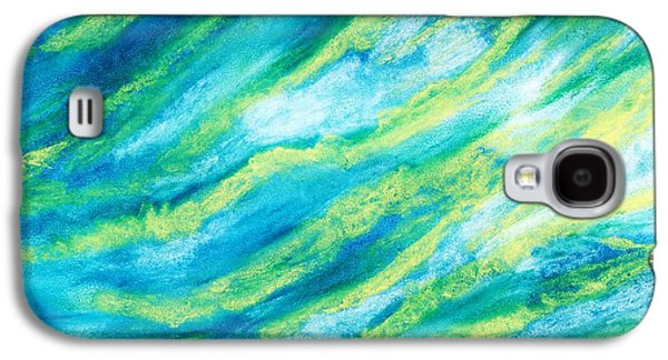 Attitude - Sky And Clouds Collection Galaxy S4 Case