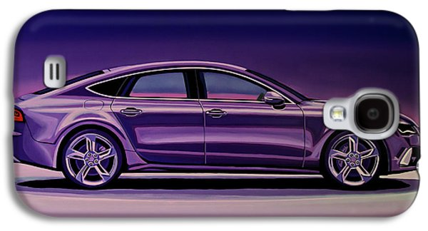 Audi Rs7 2013 Painting Galaxy S4 Case