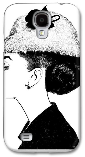 Audrey Galaxy S4 Case