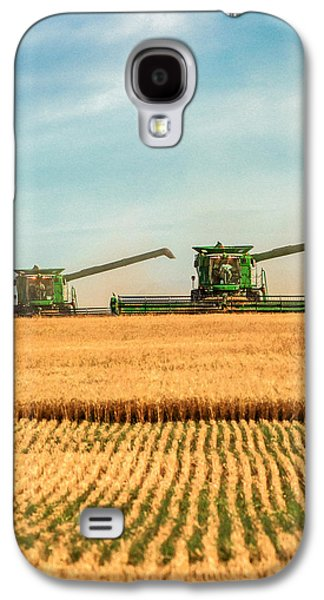 Augers Out Galaxy S4 Case by Todd Klassy