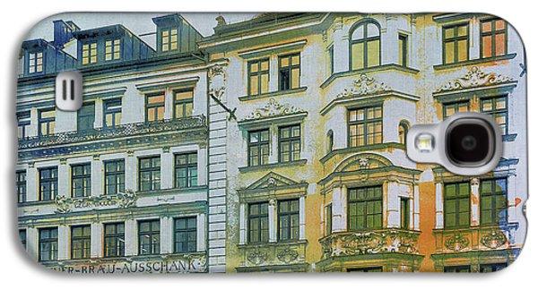 Augustiner Munich Galaxy S4 Case by Jutta Maria Pusl