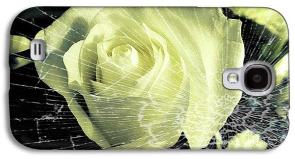Aunt Edna's Rose Galaxy S4 Case