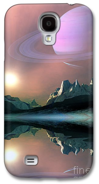 Aura Galaxy S4 Case