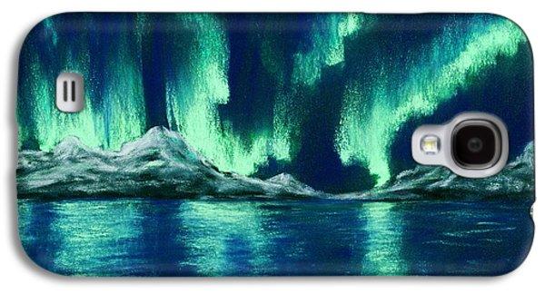 Aurora Borealis Galaxy S4 Case by Anastasiya Malakhova