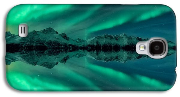Aurora Square 2 Galaxy S4 Case by Tor-Ivar Naess