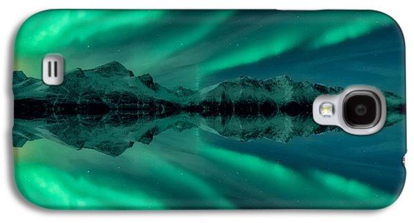 Aurora Square 2 Galaxy S4 Case