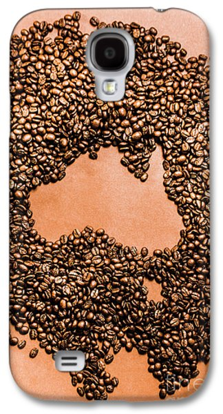 Australia Cafe Artwork Galaxy S4 Case by Jorgo Photography - Wall Art Gallery