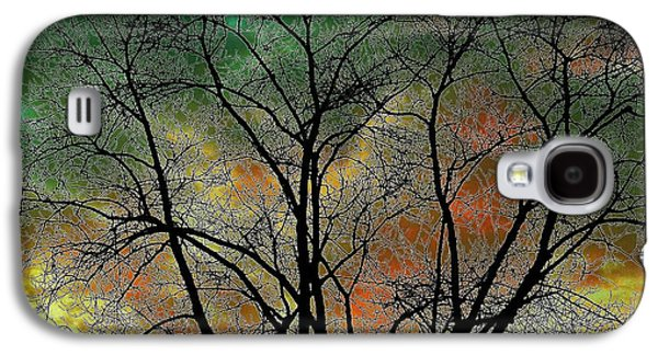 Autumn 4 Galaxy S4 Case by Todd Sherlock