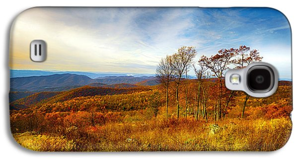 Autumn Afternoon Galaxy S4 Case