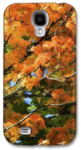 Autumn Galaxy S4 Case by Art Spectrum
