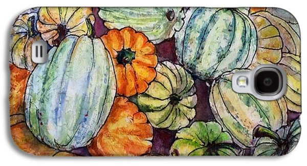 Autumn At Beth's Farmstand Galaxy S4 Case by Gloria Avner