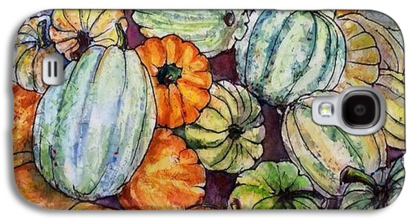 Autumn At Beth's Farmstand Galaxy S4 Case