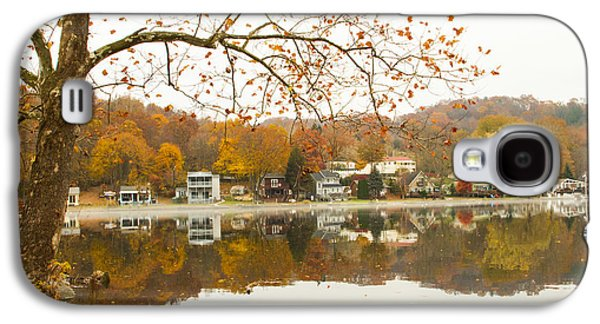 Autumn At The Housatonic Galaxy S4 Case by Karol Livote