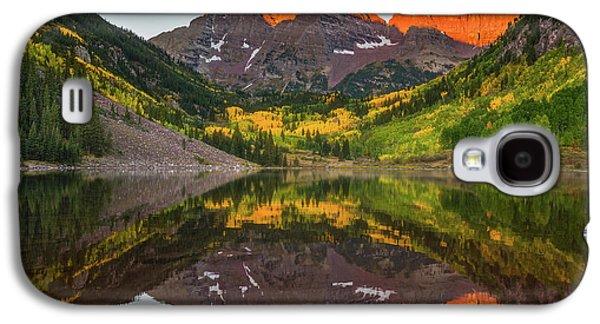 Autumn Bells Galaxy S4 Case