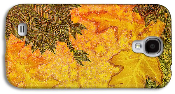 Autumn Breeze I Galaxy S4 Case