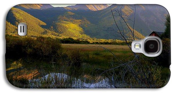 Autumn Evening Galaxy S4 Case by Karen Shackles