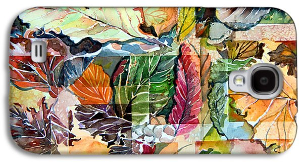 Autumn Falls Galaxy S4 Case by Mindy Newman