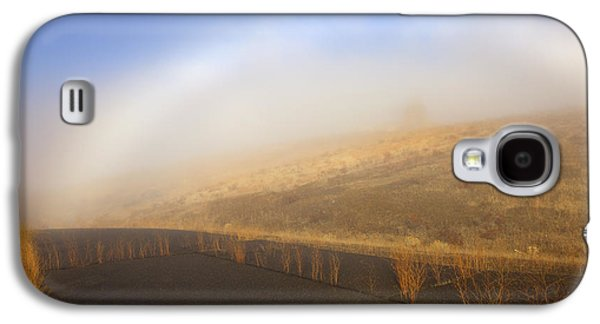 Autumn Fog Bow Galaxy S4 Case by Mike  Dawson