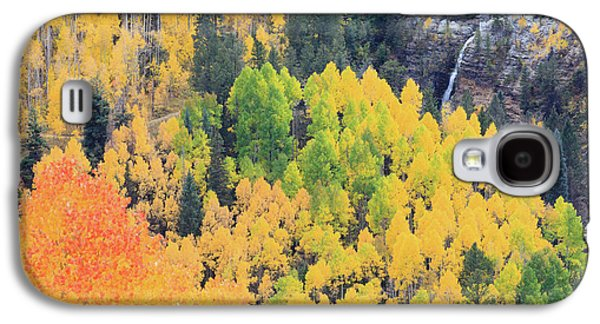 Galaxy S4 Case featuring the photograph Autumn Glory by David Chandler