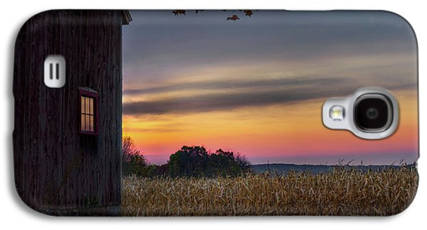 Galaxy S4 Case featuring the photograph Autumn Glow by Bill Wakeley