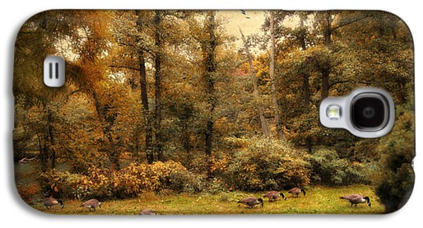 Autumn Grazing Galaxy S4 Case by Jessica Jenney