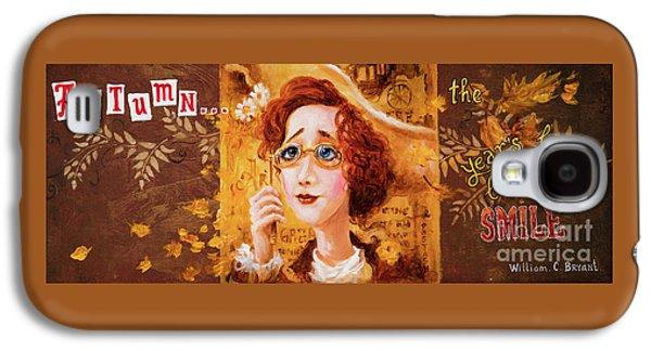 Autumn Galaxy S4 Case