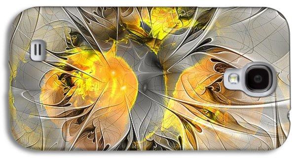 Autumn Impression Galaxy S4 Case by Anastasiya Malakhova