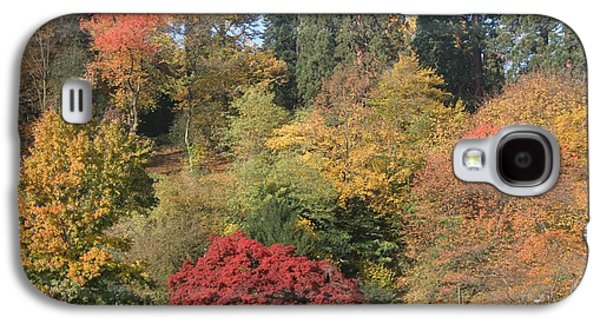 Autumn In Baden Baden Galaxy S4 Case