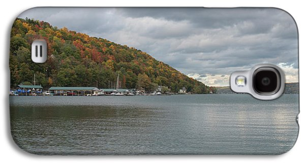 Autumn In Hammondsport Galaxy S4 Case by Joshua House