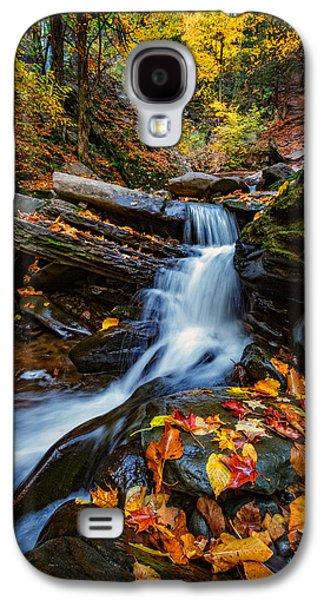 Autumn In The Catskills Galaxy S4 Case