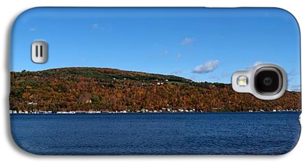 Keuka Galaxy S4 Cases - Autumn in the Finger Lakes Galaxy S4 Case by Joshua House