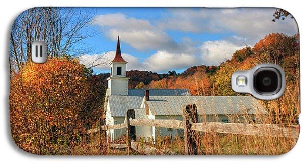 Autumn In Vermont - North Tunbridge  Galaxy S4 Case