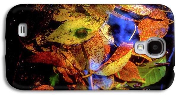 Autumn Leaf Galaxy S4 Case by Tatsuya Atarashi