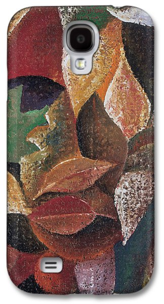 Autumn Leaves Galaxy S4 Case by Ikahl Beckford