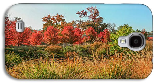 Autumn Panorama  Galaxy S4 Case by Garry McMichael