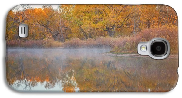 Autumn Reflections Galaxy S4 Case