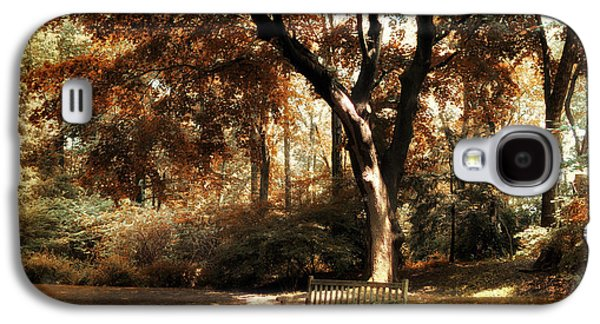 Autumn Repose Galaxy S4 Case by Jessica Jenney