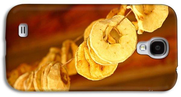Autumn Rings Of Gold Galaxy S4 Case by Jennifer Apffel