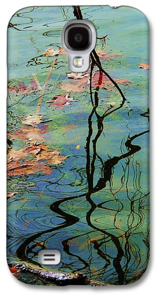 Autumn Ripples 9 Galaxy S4 Case by Todd Sherlock