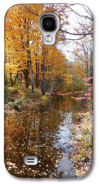 Autumn Vintage Landscape 3 Galaxy S4 Case