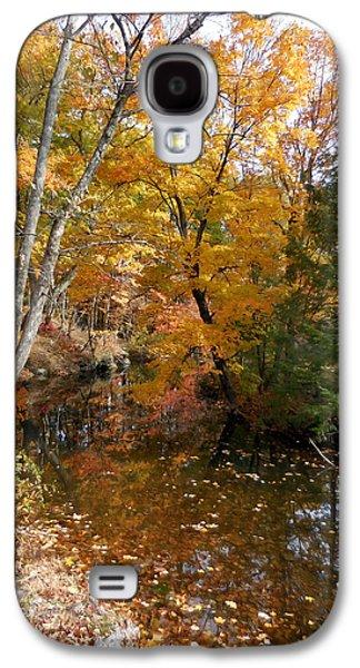 Autumn Vintage Landscape 5 Galaxy S4 Case